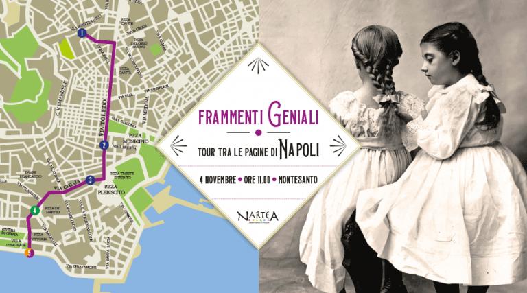 """Fragments Genius, tournée à Naples inspirée par """"L'Amica Genius"""" d'Elena Ferrante"""