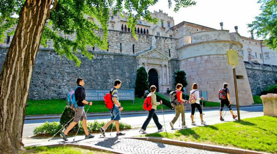 Giornata Nazionale del Trekking Urbano