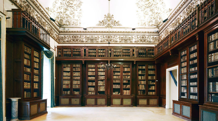 biblioteca Nazionale Napoli