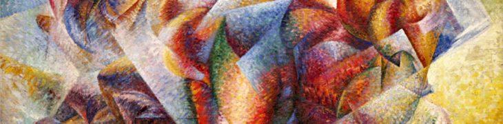 Boccioni's Futurism Framework