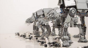 Brikmania, la mostra Lego con i modelli Star Wars
