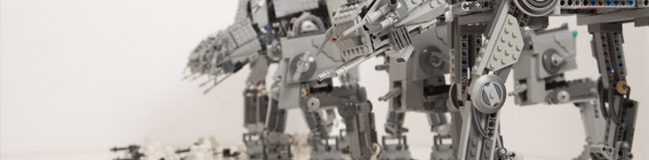 Brikmania, the Lego exhibition with Star Wars models