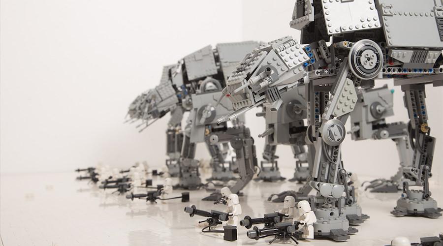 Brikmania, l'exposition Lego avec les modèles Star Wars