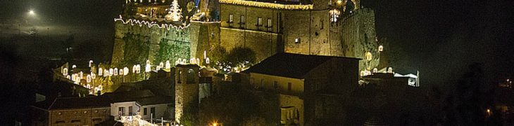 Christmas markets at the Castle of Limatola
