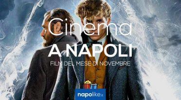 Film nei cinema di Napoli a novembre 2018