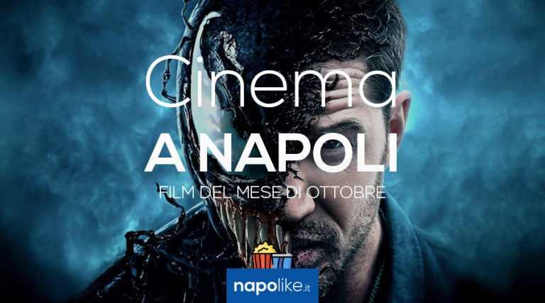 Film in the cinemas of Naples in October 2018, poster
