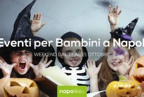 Мероприятия для детей в Неаполе в выходные дни с 19 до 21 Октябрь 2018