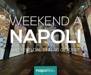 Eventi a Napoli nel weekend dal 19 al 21 ottobre 2018