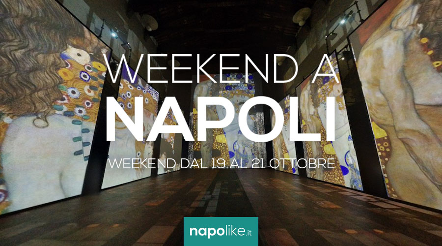 Events in Naples during the weekend from 19 to 21 October 2018