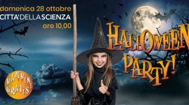 Halloween Party Città della scienza
