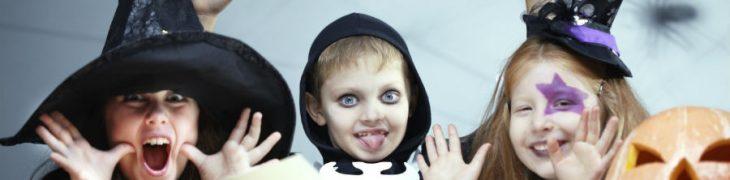 Halloween bambini