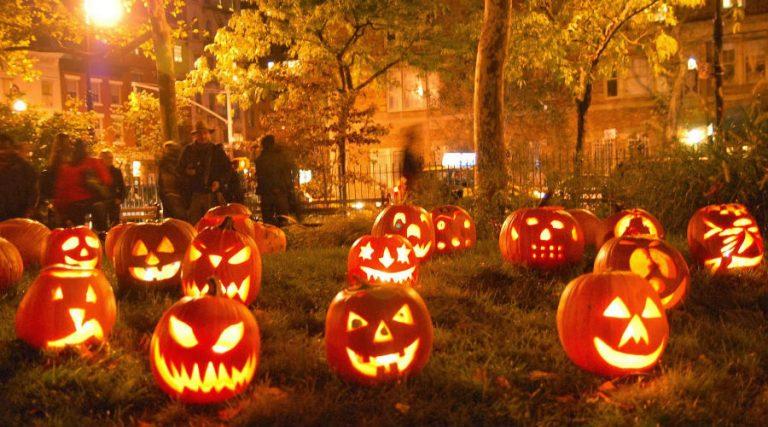 Neapolitan Halloween