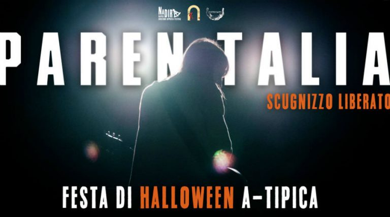 Halloween 2018 with Scugnizzo Released in Naples