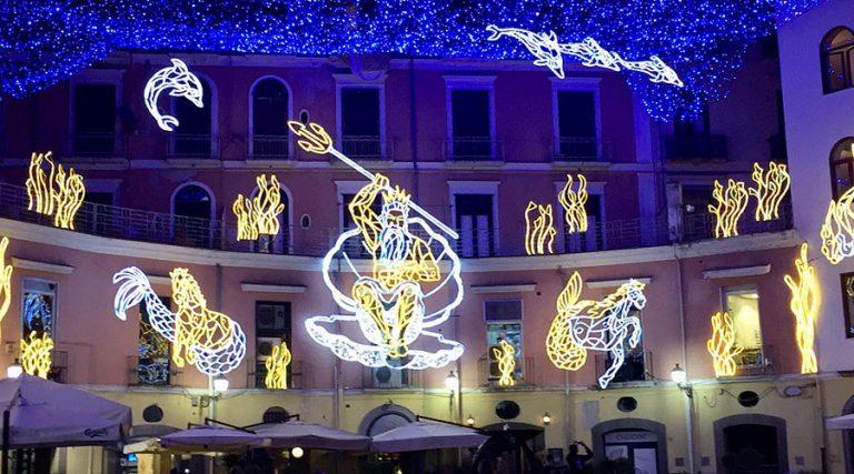 Luci d'Artista in Salerno