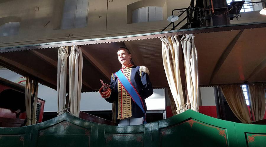 Visita Pietrarsa