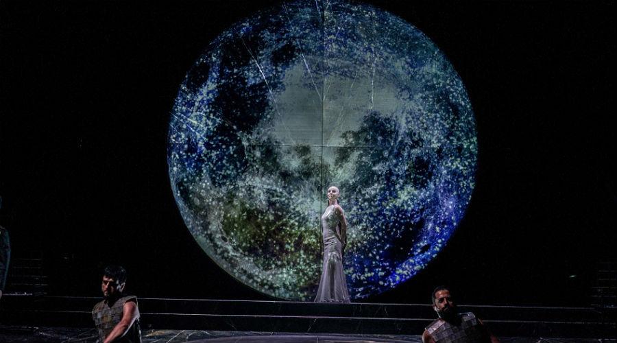 Lo spettacolo Salomè di Oscar Wilde in scena al Teatro Mercadante di Napoli
