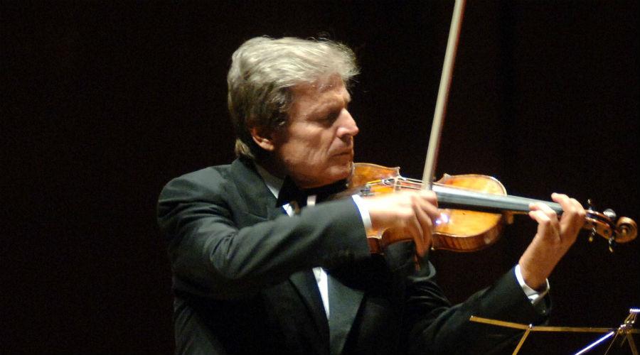 Uto Ughi in concerto