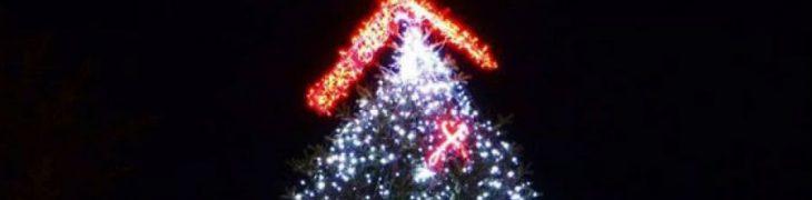 Albero di Natale Caposele