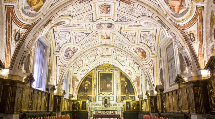 Complesso di Sant'Anna dei Lombardi Napoli