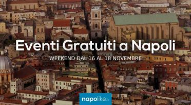 Événements gratuits à Naples pendant le week-end de 16 à 18 November 2018