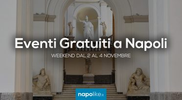 Événements gratuits à Naples pendant le week-end de 2 à 4 November 2018