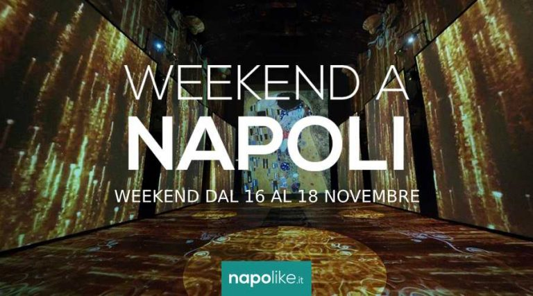 Events in Naples during the weekend from 16 to 18 November 2018