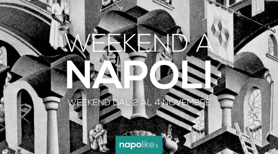 Eventi a Napoli nel weekend dal 2 al 4 novembre 2018