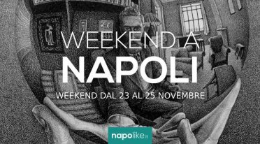 Événements à Naples pendant le week-end de 23 à 25 Novembre 2018