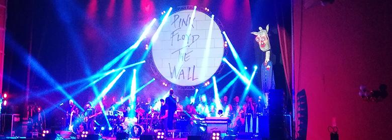 Pink Floyd Legend a Napoli