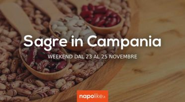 Sagre in Campania nel weekend dal 23 al 25 novembre 2018
