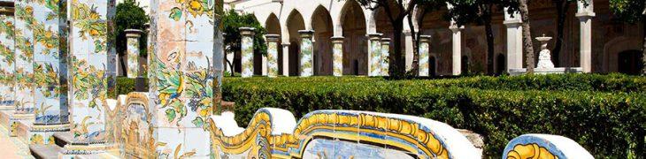 Monastère de Santa Chiara à Naples