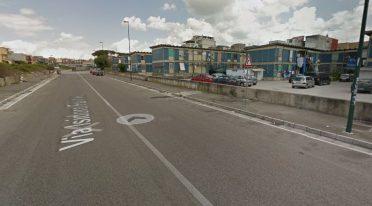 Via Fuortes a Ponticelli a Napoli
