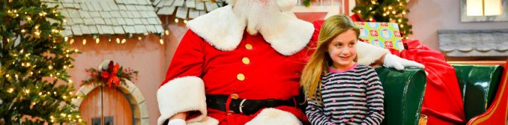 Dorf von Santa Claus