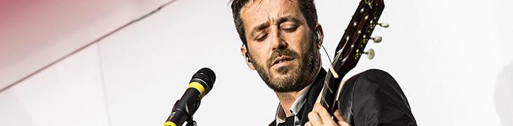 Daniele Silvestri in concerto gratuito al Centro Commerciale Campania