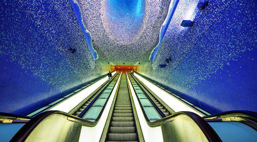 Toledo Bahnhof
