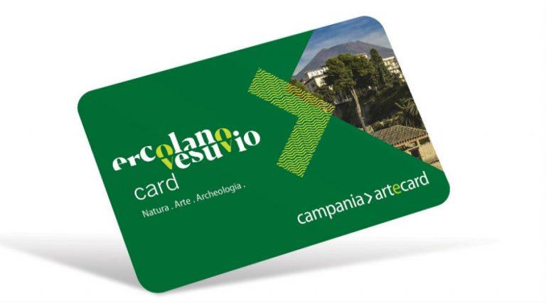 Ercolano Vesuvio Card