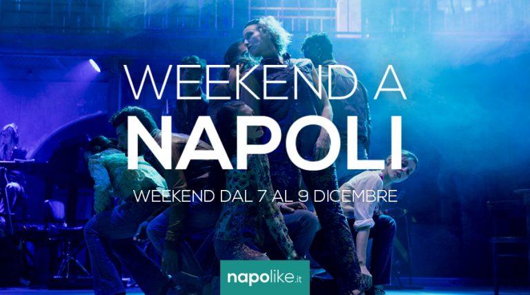 Eventi a Napoli nel weekend dal 7 al 9 dicembre 2018