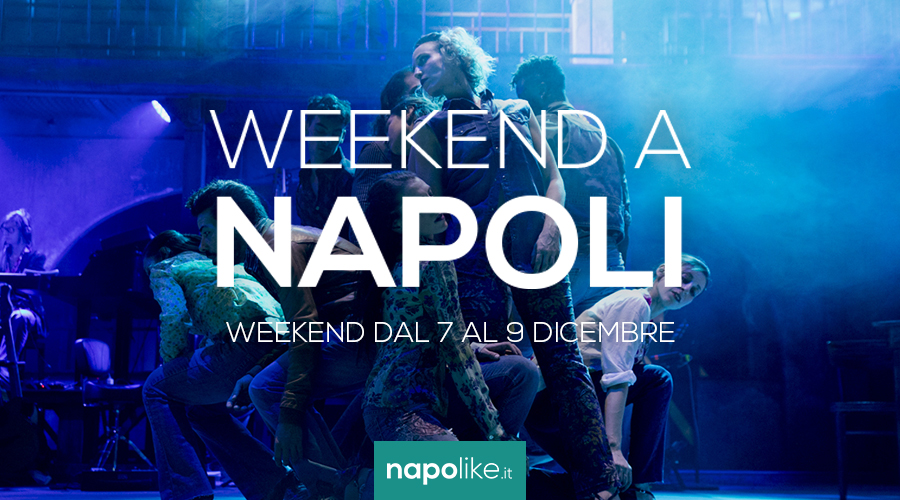 Events in Naples during the weekend from 7 to 9 December 2018