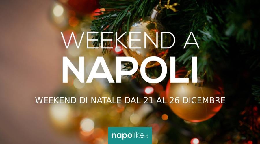 2018 Christmas events in Naples