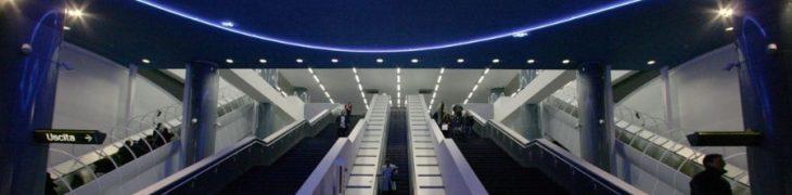 地下鉄Vanvitelli駅