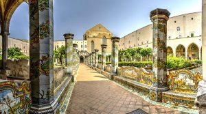 Kloster von Santa Chiara Neapel