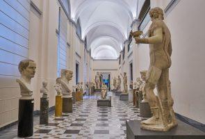 Sala der MANN von Neapel