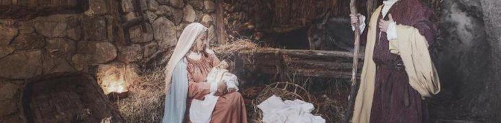 Berceaux vivant à Naples et en Campanie pour Noël 2018