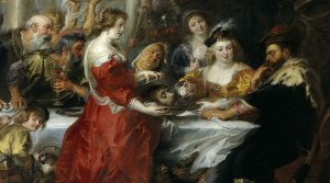 poster by Rubens, Van Dyck and Ribera on show at Palazzo Zevallos in Naples with free inauguration