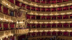 San Carlo Theater in Naples