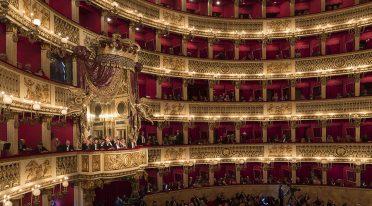 Teatro San Carlo a Napoli