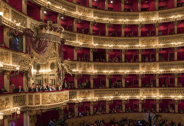 San-Carlo-Theater in Neapel