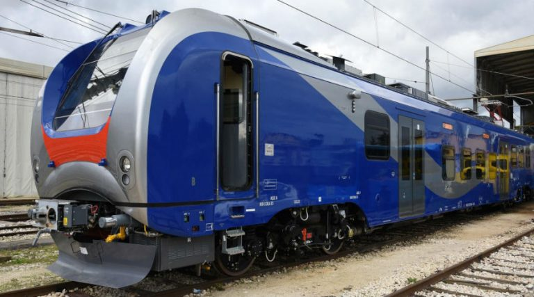 Eav train
