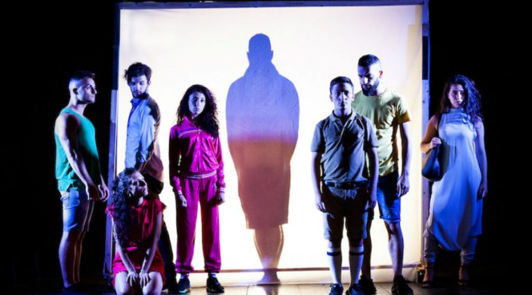 The Kiwis of Naples staged at the Nuovo Teatro Sanità