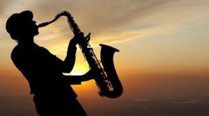 афиша джазовых концертов на Флегрейских полях: множество артистов в красивых местах